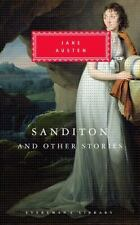 Sanditon and Other Stories (Everyman's Library)-ExLibrary