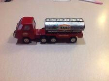 Vintage Buddy L Metal Texaco Tank Tanker Truck Toy steel