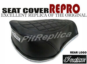 INDIAN *HEAT EMBOSED* SEAT COVER ME 100, ML 100, MT 100, ME 125, MT 125 [EASC]