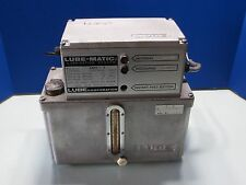 LUBECORP LUBE-MATIC OIL PUMP AMX-T AC 200V LUBRICATION SYSTEM