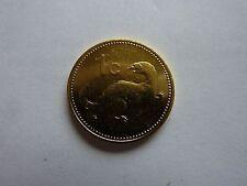 Malta 1 centavos 1995-oros-imagen: mauswiesel (Mustela nivalis) Marder animal