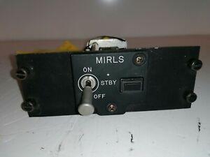 Harrier ZD 432 Mirls Panel