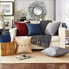 New Premium Quality Home decor Sofa Cushion Cover Corrugated pattern 6 colours