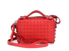 Tod's Red Diodon Bag Micro