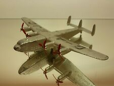 DINKY TOYS 704 70A AVRO YORK AIRLINER G-AGJC - L12.0cm - GOOD CONDITION