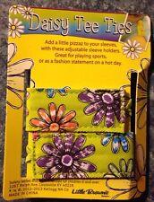 Daisy Tee Ties Girl Scout Brownies T Shirt Ties