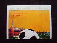 Sticker Panini Coupe du Monde FIFA world cup russia Russie 2018- vignette n°20