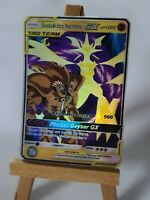 Exodia and Ultra Necrozma Proxy Custom Pokemon Card in Holo