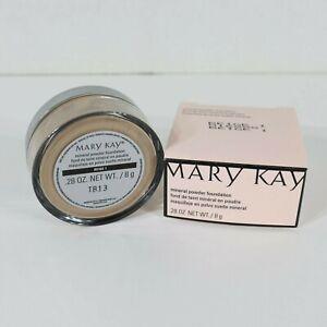 Mary Kay Mineral Powder Foundation .28oz/8g Beige 1 New In Box 016888