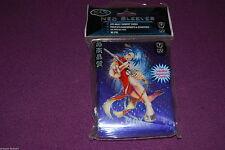 MAX PROTECTION - Neo Sleeves Large Kung Fu Girl - 50 Pochettes Cartes - Neuf
