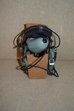 ^^ DAVID CLARK MODEL H3310 HEADSET W/ MICROPHONE (FZ)