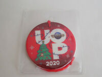 2020 Universal Studios Florida Passholder Holiday Christmas Ornament Orlando