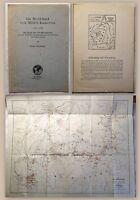 Thorbecke Im Hochland von Mittel-Kamerun Karte Ost-Mbamlandes 1924 Afrika xz