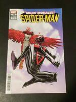 Miles Morales Spider-man #10 Ramos Variant HTF Starling! Marvel 2019 VF/NM