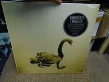 Crooked Fingers Self Titled LP NEW vinyl + digital download [Archers of Loaf]