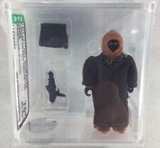 Vintage 1977 Star Wars Lili Ledy Jawa w/ Removable Hood AFA 75+ EX+ NM