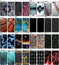 Any 1 Vinyl Decal/Skin for Apple iPhone 7 Plus iOS Smartphone -Buy 1 Get 2 Free!