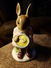 "Vintage Buntie Bunnykins ""Helping Mother"" Figurine Royal Doulton Db 2"