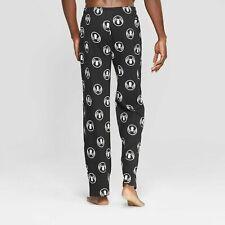 Marvel Venom Spiderman Pajama Pants XL Novelty Front Tie Long Sleepwear