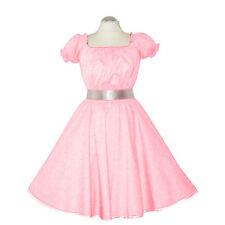 Damenkleider im 50er-Jahre-Stil aus Baumwolle