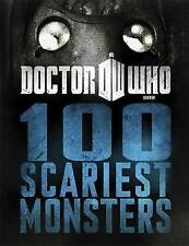 Doctor Who: 100 Scariest Monsters by Penguin Books Ltd (Hardback, 2011)