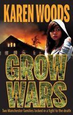 Very Good 1909360317 Paperback Grow Wars Karen Woods