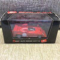 ALFA ROMEO 33TT12 1974 PROTOTYPE RED 1:43 BRUMM DIE-CAST MODEL * VGC BOXED *