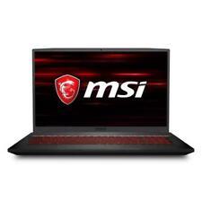 Laptop para juegos MSI GF75 17.3 Intel Core i7-9750H 8GB Ram 256GB SSD 120Hz GTX 105