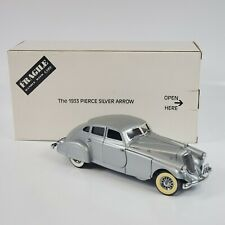 1/24 DANBURY MINT 1933 PIERCE SILVER ARROW See Photos