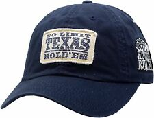 House Rules Hold'em Up No Limit Texas Hat Buckle Back 12091