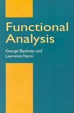 Dover Books on Mathematics: Functional Analysis by Lawrence Narici and George...