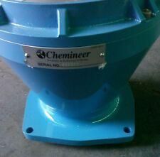 Chemineer top entering mixer agitator New