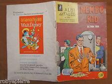 Superman Nembo Kid Albi del falco n 306 ultima ora 25-2-1962 mondadori editore