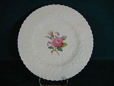 Spode Spode's Bridal Rose / Savoy Billingsley Rose Luncheon Plate - Versions