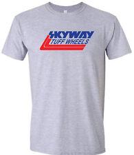 Retro Skyway Tuff Wheels BMX Bandit Tshirt,Mens 80's TShirt,Haro,Recreation
