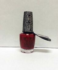 OPI Red Shatter Crackle Nail Polish