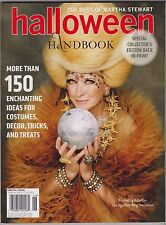 THE BEST OF MARTHA STEWART HALLOWEEN HAND BOOK 2012, SPECIAL COLLECTORS EDITION