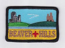 SCOUT OF CANADA - CANADIAN SCOUTS ALBERTA (ALTA) BEAVER HILLS Patch