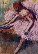 Pink Dancer 1896 Pc A4 Print