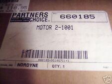 660185 NORDYNE MOTOR 1/80HP 115V 1550RPM