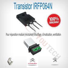 IRFP064N reparación fuerza calefacción climatización Clio Scenic 207 407 607