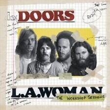 "THE DOORS ""L.A.WOMAN - THE WORKSHOP SESSION"" 2 VINYL LP NEW+"