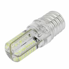 E17 Socket 5W 64 LED Lamp Bulb 3014 SMD Light Pure White AC 110V-220V T1