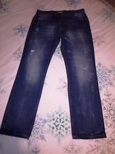 364 men ripped distressed style trousers jeans by SoulCal & co 34R