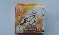 Pokemon Sonne Fan Edition mit Steelbook Spiel für Nintendo 3DS NEU +OVP NEUWARE