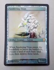 Sundering Titan - FOIL - From the Vault: Relics (Magic/mtg) Mythic Rare
