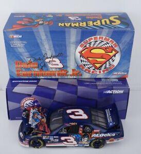 1999 Dale Earnhardt Jr Superman AC Delco Action 1/24 Diecast