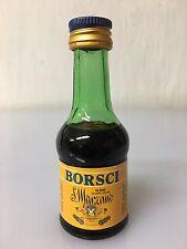 Mignon Miniature Borsci Elisir S. Marzano  30cc 42% Vol A/35