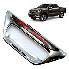 Fits Mazda Bt-50 2 4Dr 2012 15 18 Rear Back Bowl Tailgate Cover Trim Chrome