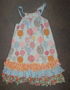 Matilda Jane (Happy And Free) Up In The Air Dress - Size 10 - EUC